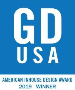 2019 Graphic Design USA Recipient